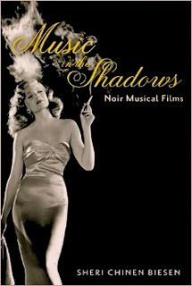 Music in the Shadows Noir Musical Films cover