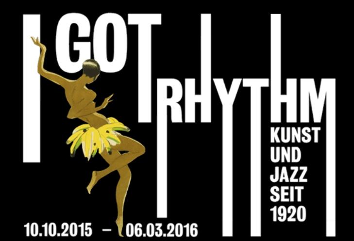 I Got Rhythm Exhibtion Stuttgart